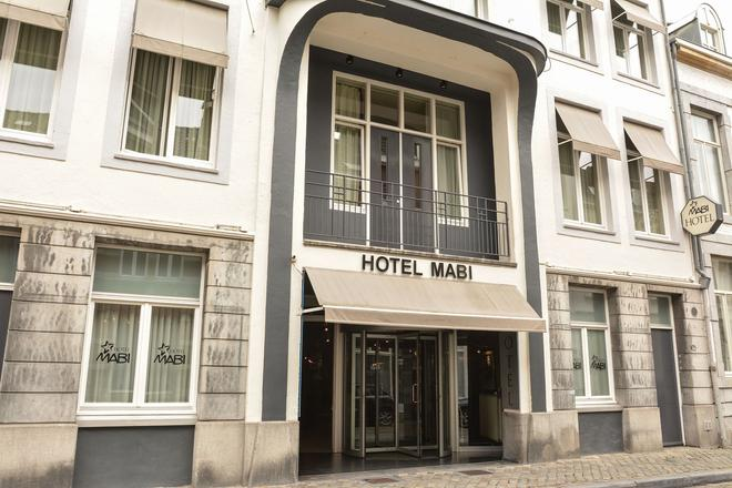 马比市中心酒店 - 马斯特里赫特 - 建筑