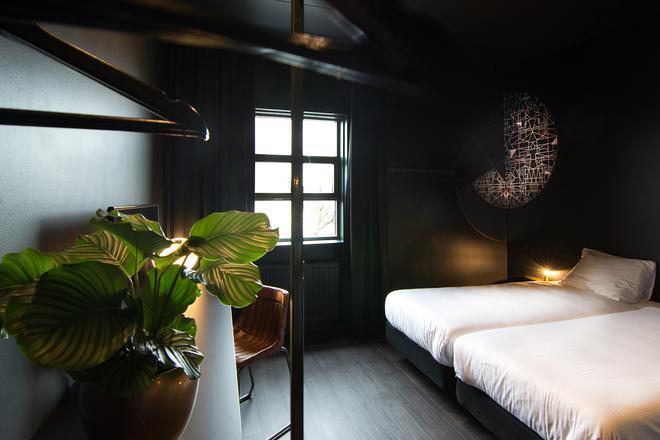 马比市中心酒店 - 马斯特里赫特 - 睡房