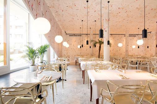 马碧城市中心酒店 - 马斯特里赫特 - 餐馆