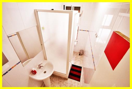 穆楚马德里青年旅舍 - 马德里 - 浴室