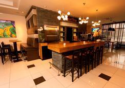 Blue Tower Hotel - 阿姆斯特丹 - 酒吧