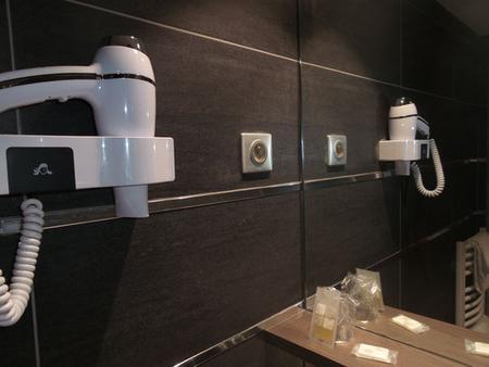 克洛库斯酒店 - 凯恩 - 浴室