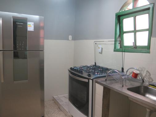 沃克昂费维拉旅舍 - 里约热内卢 - 厨房