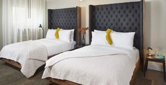 法兰克酒店 - 旧金山 - 睡房