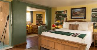 绿松石熊住宿加早餐旅馆 - 圣达菲 - 睡房