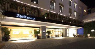 塞维利亚泽尼特酒店 - 塞维利亚 - 建筑