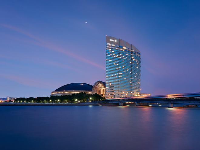 福冈海鹰希尔顿酒店 - 福冈 - 建筑