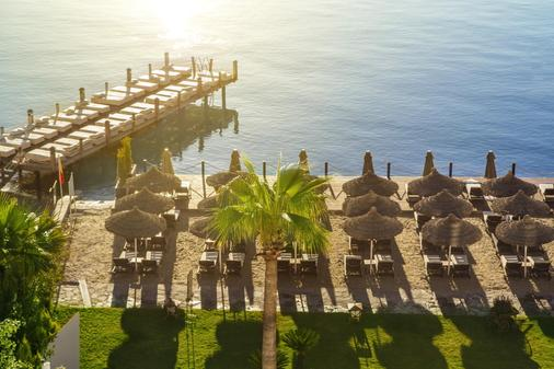 旅程博德鲁姆酒店 - 仅限16岁以上的成人 - 博德鲁姆 - 海滩