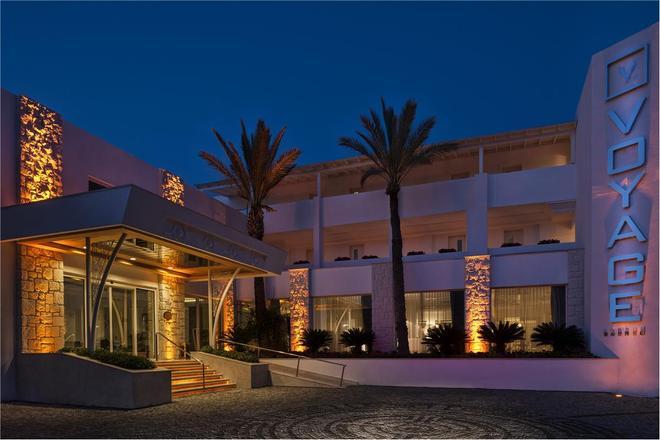 旅程博德鲁姆酒店 - 仅限16岁以上的成人 - 博德鲁姆 - 建筑