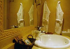 珀蒂酒店 - 帕斯底拉卡萨 - 浴室