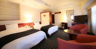 西麻布阿帕酒店 - 东京 - 睡房