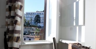 迪莫拉迪亚曼特旅馆 - 那不勒斯 - 睡房