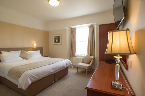 因维克塔酒店 - 普里茅斯 - 睡房