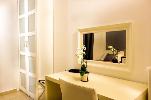 米兰罗索维诺酒店 - 米兰 - 客房设施