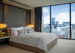 皇冠墨尔本大都市酒店 - 墨尔本 - 睡房