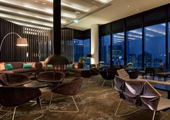皇冠大都市酒店 - 墨尔本 - 大厅