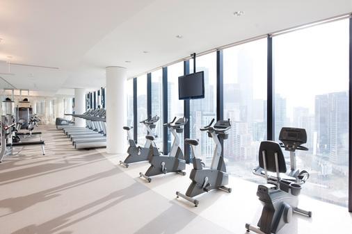 皇冠大都市酒店 - 墨尔本 - 健身房