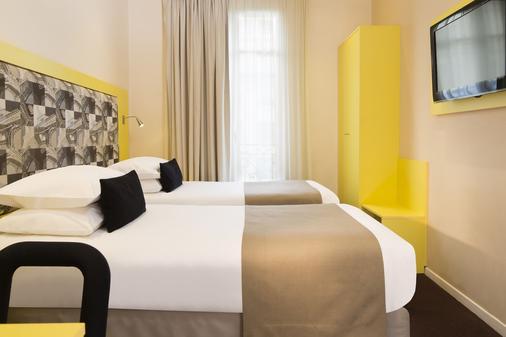 夏洛特宫殿酒店 - 巴黎 - 睡房