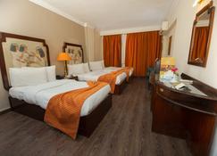 扎耶德酒店 - 吉萨 - 睡房