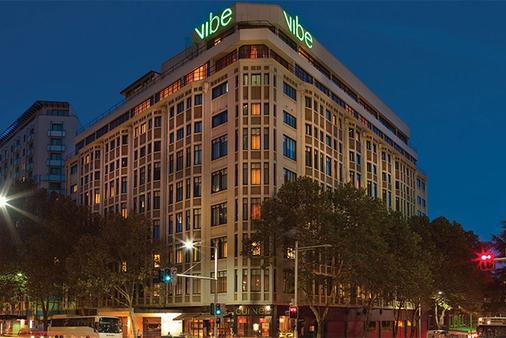 悉尼韦伯酒店 - 悉尼 - 建筑