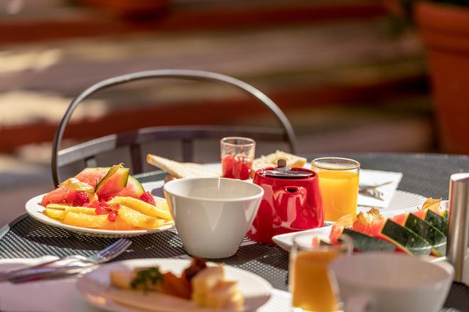 尼斯中心诺富特酒店 - 尼斯 - 食物