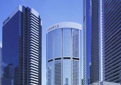 香港港丽酒店 - 香港 - 建筑