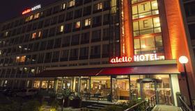 阿勒图库达姆酒店及青年旅舍 - 柏林 - 建筑
