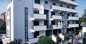 西斯托5号酒店 - 罗马 - 建筑