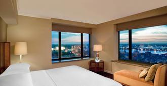 波士顿喜来登酒店 - 波士顿 - 睡房