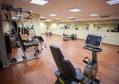 Piter Inn Petrozavodsk - 彼得罗扎沃茨克 - 健身房