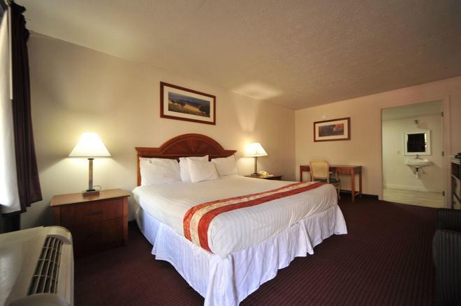祖玛汽车旅馆 - 威廉斯堡 - 睡房