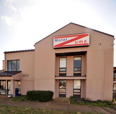 祖玛汽车旅馆 - 威廉斯堡 - 建筑