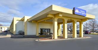 美洲最佳价值酒店-伊利诺伊州莫林 - 莫林