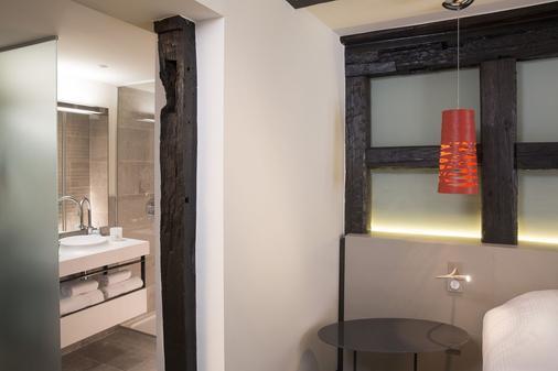 格伦比尔酒店 - 科尔马 - 浴室
