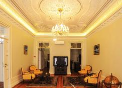 卡萨曼努埃尔奥利维拉酒店 - 维亚纳堡 - 大厅