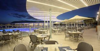 阿里那海滩度假村 - 伊拉克里翁 - 餐馆