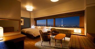 黎凡特东京东武酒店 - 东京 - 睡房