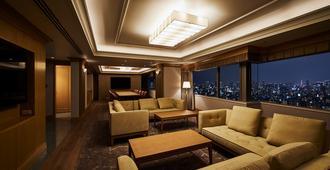黎凡特东京东武酒店 - 东京 - 休息厅