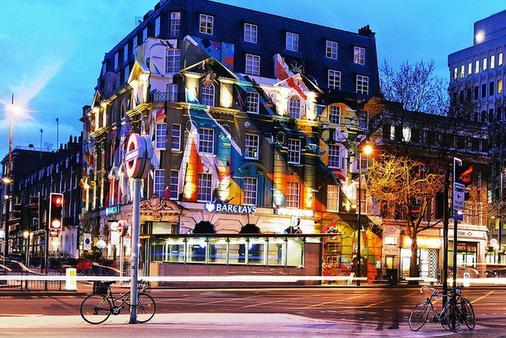 梅加洛酒店 - 伦敦 - 建筑