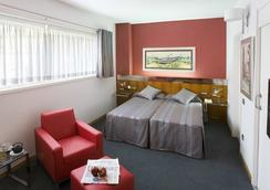 雅典娜公寓式酒店 - 巴塞罗那 - 睡房