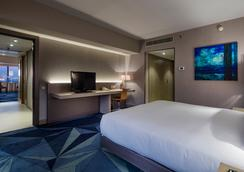 希尔顿酒店伊兹密尔 - 伊兹密尔 - 睡房