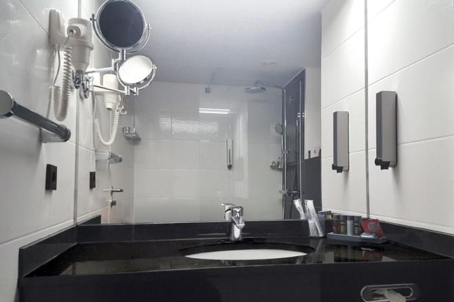 达姆施塔特贝斯特韦斯特广场酒店 - 达姆施塔特 - 浴室