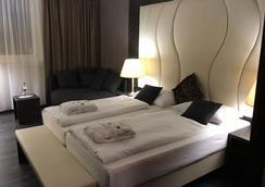 达姆施塔特贝斯特韦斯特广场酒店 - 达姆施塔特 - 睡房