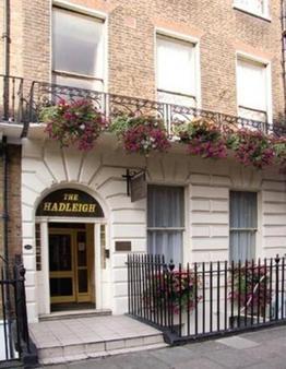 哈德利酒店 - 伦敦 - 建筑