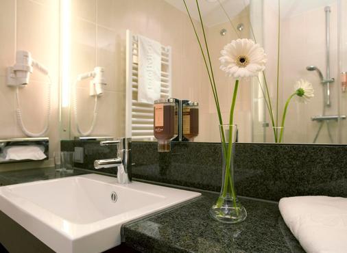 德累斯顿城际酒店 - 德累斯顿 - 浴室