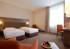 德累斯顿城际酒店 - 德累斯顿 - 睡房
