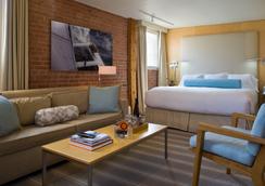 米尔街旅馆 - 纽波特 - 睡房