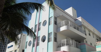 海洋冲浪酒店 - 迈阿密海滩 - 建筑