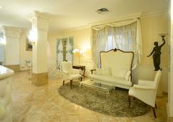 特维基亚赞酒店 - 博洛尼亚 - 休息厅