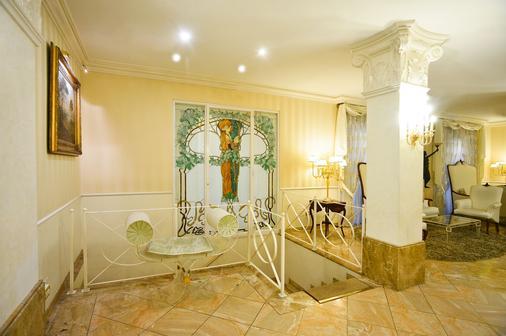 特维基亚赞酒店 - 博洛尼亚 - Floorplan